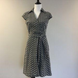 Ann Taylor Loft Wrap Dress Size 8